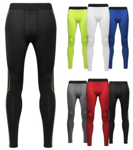 Compression Dry Fit Pants Long